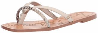 Sam Edelman Women's Abbey Flat Sandal
