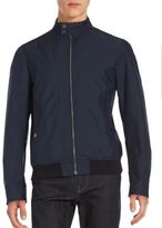 Salvatore Ferragamo Lightweight Bomber Jacket