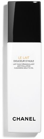 Chanel CHANEL LE LAIT DOUCEUR D'HUILE Anti-Pollution Cleansing Milk-to-Oil