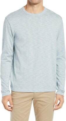 Vince Mouline Cotton Long Sleeve T-Shirt