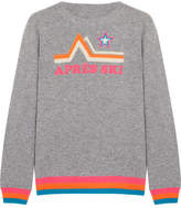 Chinti and Parker Après Ski Cashmere Sweater - Gray