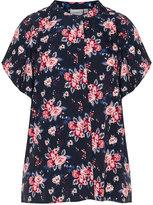Junarose Plus Size Floral print shirt