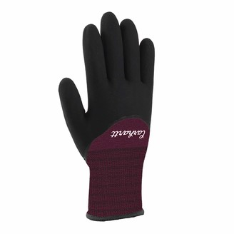 Carhartt Women's Thermal Full Coverage Nitrile Grip Glove