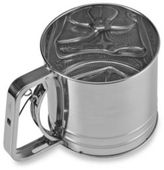 Bed Bath & Beyond 5-Cup Stainless Steel Sifter