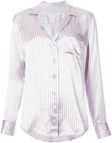 Equipment pyjama style top - women - Silk - XS