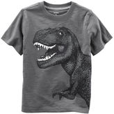 Carter's Dinosaur Glow-In-The-Dark Graphic Tee