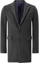 Scotch & Soda Classic Gentleman's Coat, Graphite Melange