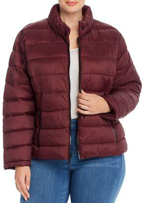 Andrew Marc Plus Packable Quilted Jacket