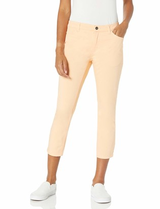 Dickies Women's Perfect Shape Twill Capri Pant
