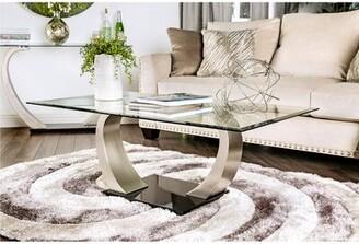 Hokku Designs Natalia Abstract Coffee Table