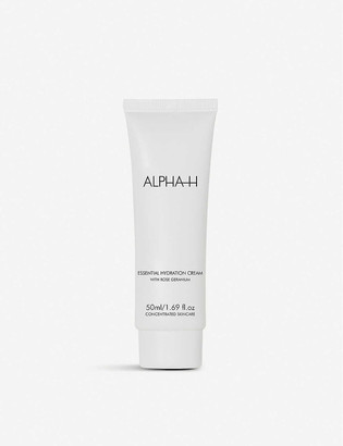 Alpha-h Essential Hydration cream with rose geranium 50ml