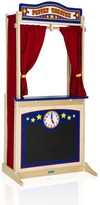 The Well Appointed House Guidecraft Wooden Floor Puppet Theater for Children