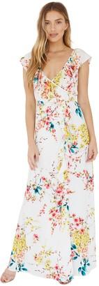 Plum Pretty Sugar Blair Wrap Dress