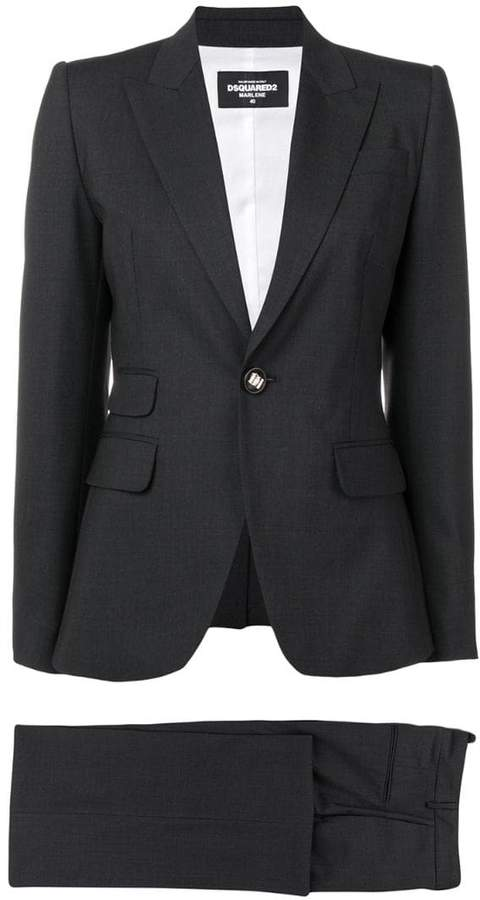 DSQUARED2 Marlene two-piece suit