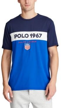 Polo Ralph Lauren Men's Classic Fit Performance Logo T-Shirt