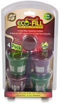 Bed Bath & Beyond Eco-Fill® 4-Pack Single Serve Coffee Filter