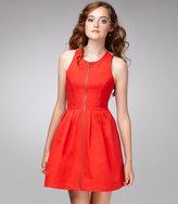 Zip-front Final Frontier Dress