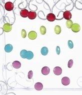 Roman 6Ft. Better Homes & Gardens Multi Color Dot Christmas Garland