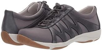 Dansko Harlie (Black Suede) Women's Shoes