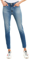 AG Jeans The Mila 13 Years Flowing Super High-Rise Skinny Ankle Cut