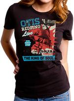 Goodie Two Sleeves Black Otis Redding Poster Women