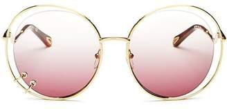 Chloé Women's Wendy Round Sunglasses, 59mm