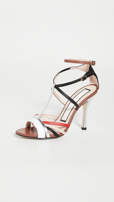 No.21 Ankle Strap Sandals