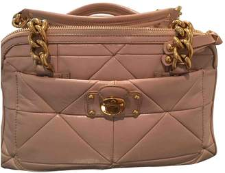 Marc Jacobs Single Beige Leather Handbags