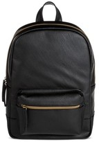 T-Shirt & Jeans Women's Dome Backpack with Printed Straps