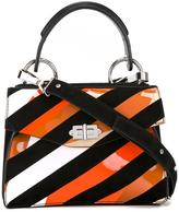 Proenza Schouler small 'Hava' tote - women - Patent Leather/Suede - One Size