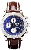 Breitling Windrider Chronomat Evolution A13356 Automatic Chronograph 43mm Mens Watch