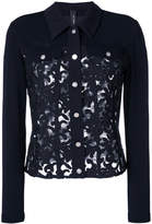 Marc Cain embroidered jacket