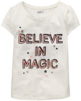 Crazy 8 Believe In Magic Tee