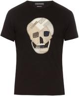 Alexander Mcqueen Patchwork-skull T-shirt