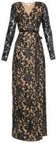 Diane von Furstenberg Elle gown