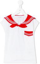 Little Marc Jacobs sailor top - kids - Cotton - 8 yrs