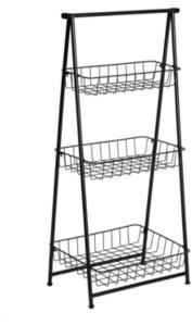 Honey-Can-Do 3-Tier Folding A-Frame Shelf