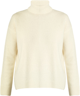 Vince Roll-neck wool and cashmere-blend sweater
