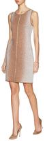 Magaschoni Cotton Knit Sheath Dress