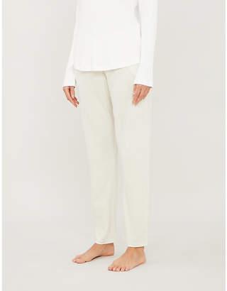 Hanro Aria stretch-jersey pyjama bottoms