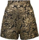 Haider Ackermann jacquard shorts - women - Polyester/Rayon/Viscose - 38