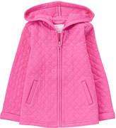 Gymboree Pink Matte Quilted Jacket - Infant & Toddler