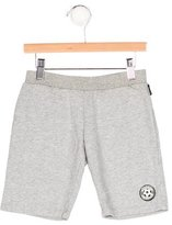 Moschino Boys' Embroidered Logo Shorts