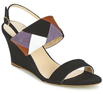 Mellow Yellow VEPALE women's Sandals in Black