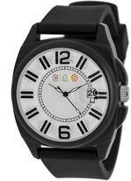 Crayo Sunset Collection CRACR3302 Unisex Watch with Silicone Strap