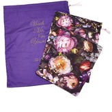 Ted Baker Shadow Floral Travel Laundry Bag Set