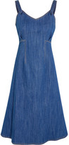 ADAM by Adam Lippes Denim Dress - Blue