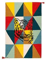 VARANASSI Rug Collection Circus Tiger