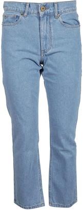 Nanushka Cropped Jeans
