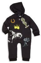 Dolce & Gabbana Baby's Printed Coverall